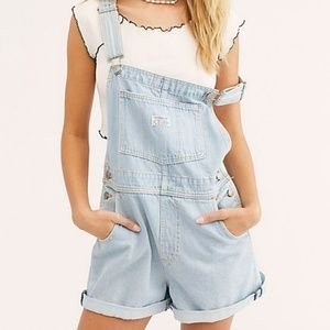 Levi's Vintage Shortalls overalls from Free People